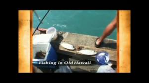 Fishing in Old Hawaii