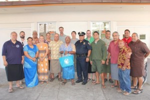 American Samoa Regional Ecosystem Advisory Committee met yesterday at the Lee Auditorium in Utulei, American Samoa, to discuss enhancements to the Fishery Ecosystem Plans for the Western Pacific Region among other topics
