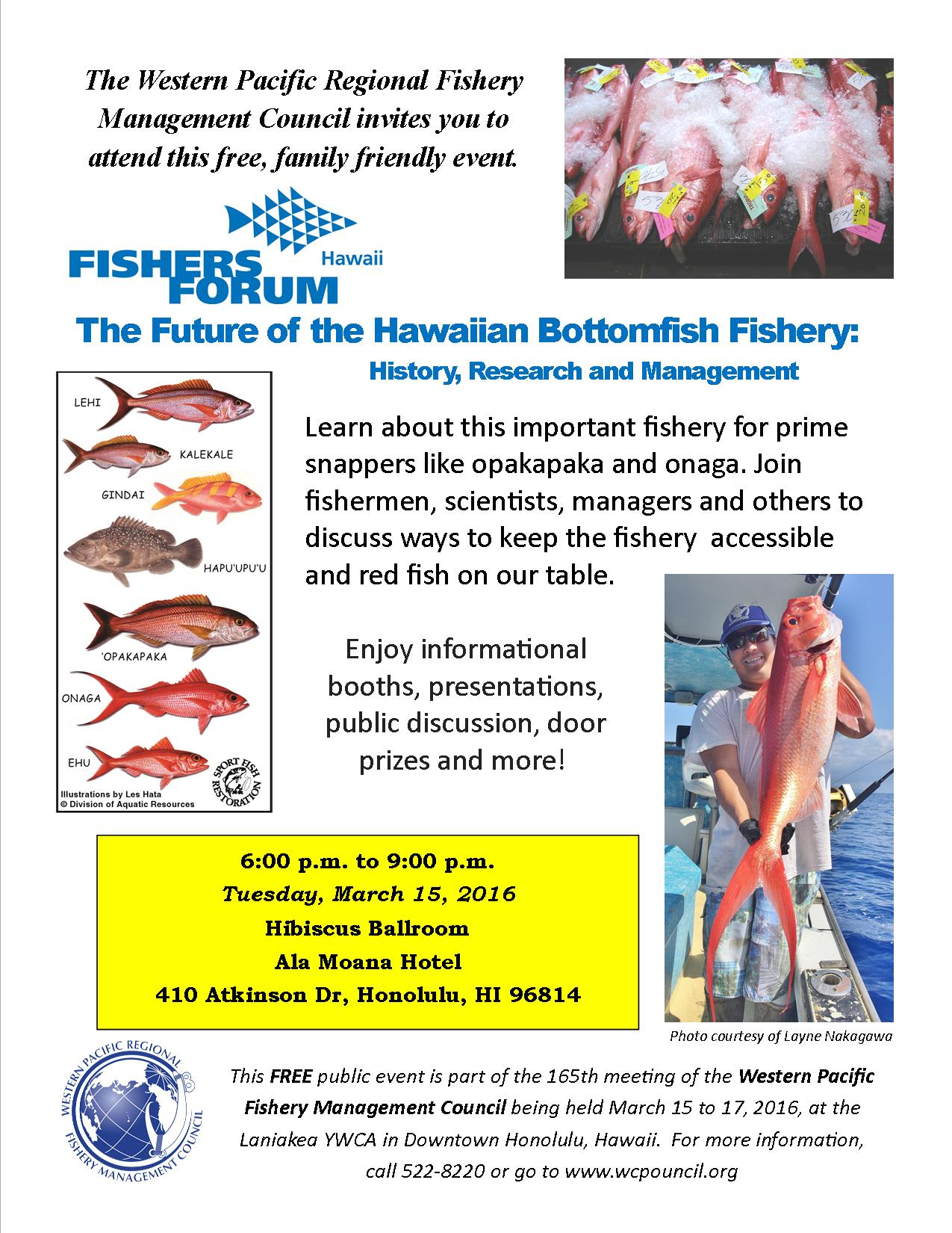 DRAFT Fishers Forum Flyer